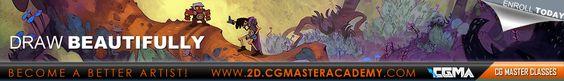Artes do filme How to Train Your Dragon, por Travis Koller   THECAB - The Concept Art Blog
