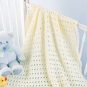 Hugs And Kisses Crochet Baby Blanket Pattern : Baby blankets, Blankets and Babies on Pinterest