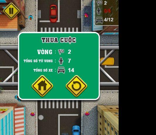 Game Điều khiển giao thông 2 2