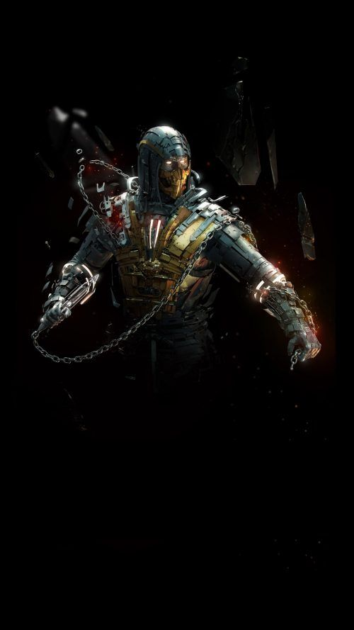 Badass Wallpapers For Android 40 0f 40 The Scorpion From Mortal Kombat Hd Wallpapers Wallpapers Download High Resolution Wallpapers Android Wallpaper Joker Hd Wallpaper Mortal Kombat