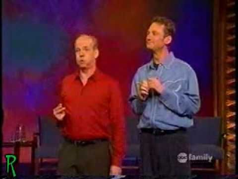 Whose Line Is It?