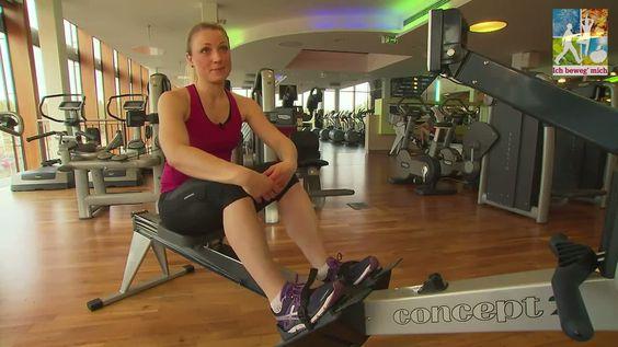 Video: Kalorienverbrauch im Fitnessstudio | Apotheken Umschau