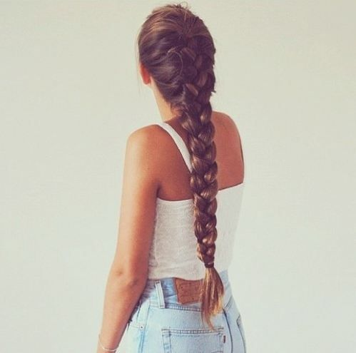22 Gorgeous Braided Hairstyles For Girls Lil Sis My Hair And Girls