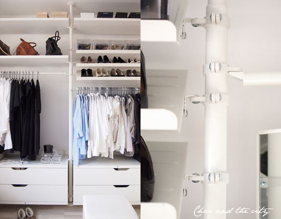 ikea stolmen home decor pinterest closets ikea pax wardrobe and wardrobes. Black Bedroom Furniture Sets. Home Design Ideas