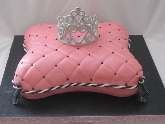Princess Pillow Cake Images : Pinterest   The world s catalog of ideas