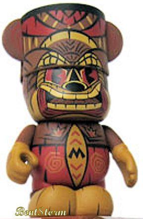 disney moana toys | Disney Vinylmation Tiki Hawaii Exclusive Mickey Mouse Ala…