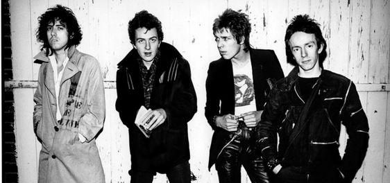 """""""I Got You in My Camera"""", #Londra racconta  la rivoluzione #punk attraverso le sue facce"""