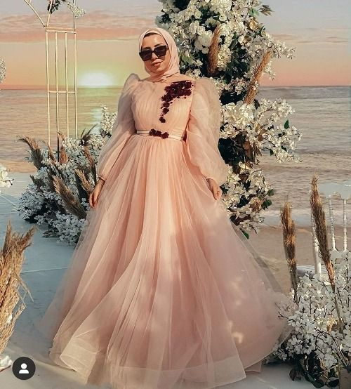 Soiree Hijab Dresses In Candy Colors Just Trendy Girls Muslim Fashion Dress Hijab Evening Dress Soiree Dress
