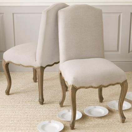 Chairs Upholstered Dining Chairs And Legs On Pinterest