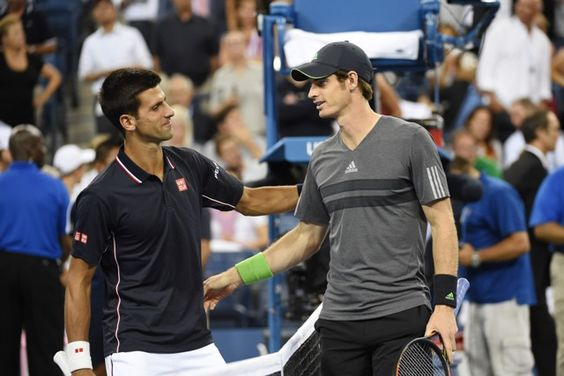The contest between Djokovic and Murray is always a pleasure to watch!