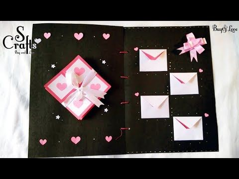 Gift Card Scrapbook Handmade S Crafts Gift For Best Friend Bff Handmade Gift Id Handmade Birthday Gifts Best Friend Crafts Diy Gifts For Friends