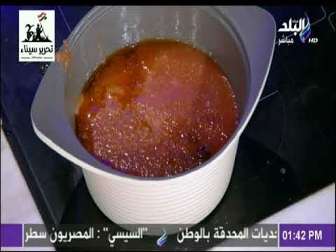 سفرة وطبلية طريقة عمل صلصة الكشري مع الشيف هالة فهمي Youtube Food Desserts Pudding