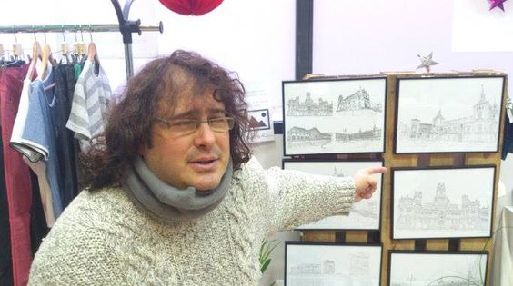 Enrique Barranco creador de Urbanika