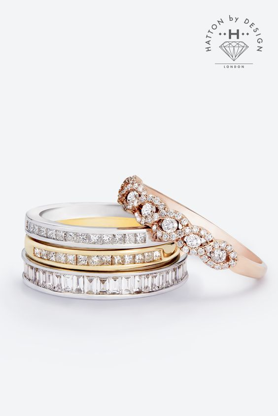 Hatton by Design diamond rings