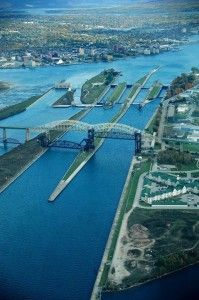Nine Things You Might Not Have Known About The Soo Locks