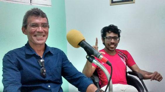 DIÁRIO DO PODER  : PARTICIPAÇÃO NA EDMAIS FM WEB