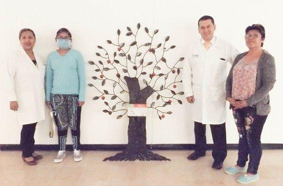 ISSSTEP realiza tercer trasplante de riñón