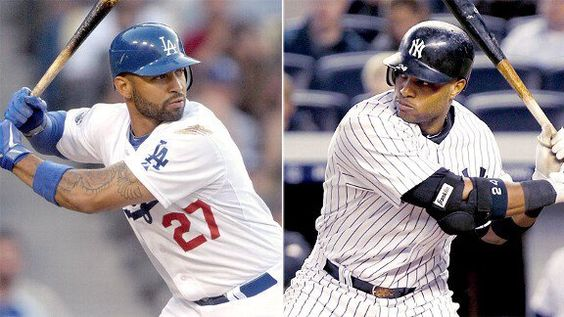 Matt Kemp/Robinson Cano...The NL/AL Home Run Derby captains. Who would you rather have on your team? #fantasybaseball