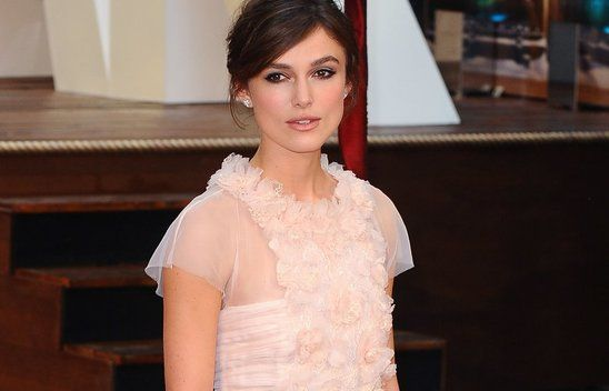 Keira Knightley Thinks That Hollywood Is Too Male-Dominated!!For More Pictures and Details Please Visit: http://hollywoodneuz.com/
