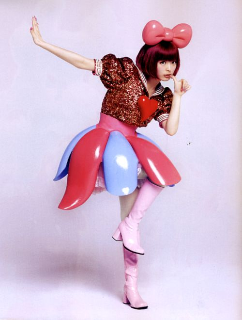 Candy Candy Kyary Pamyu Pamyu Why can't I wear this everyday?