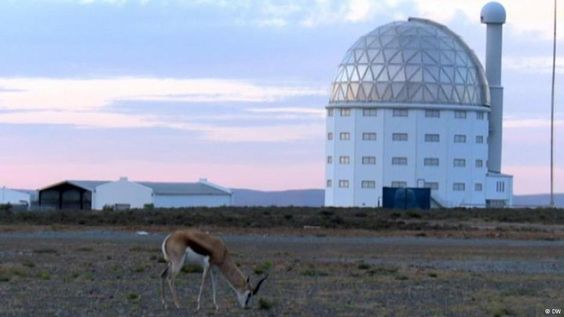 http://www.dw.de/salt-astronomy-in-south-africa/a-18129070 South African Large Telescope