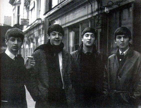 April 15th 1963 - Riverside Dancing Club, Tenbury Wells