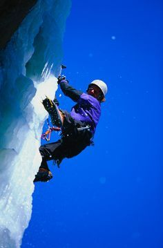 Ice Climbing in South Africa