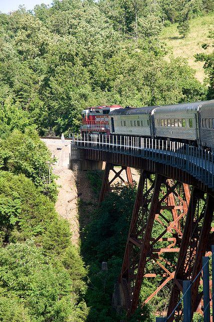 Branson Scenic Railway, Branson Flickr Trains