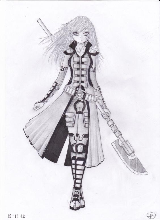 manga warrior art - Google'da Ara
