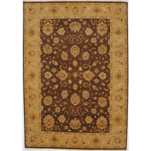 Hand Knotted Rug 10' X 14'   HOM Furniture