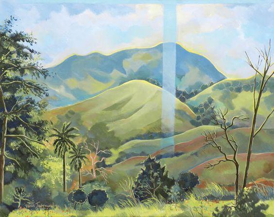 Efeitos na paisagem, 2000    Yara Tupinambá