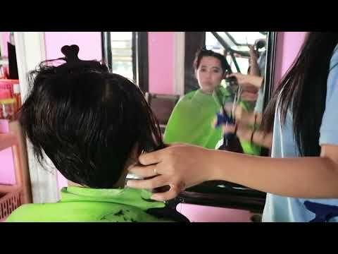Pin Di Haircut Videos