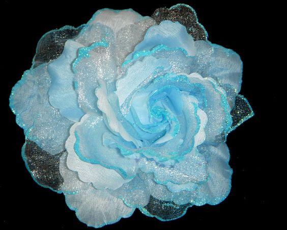 #Fashion Rose#Fashion Rose Shaped Wrist Flower Blue http://www.clothing-dropship.com/fashion-rose-shaped-wrist-flower-blue-g1190756.html