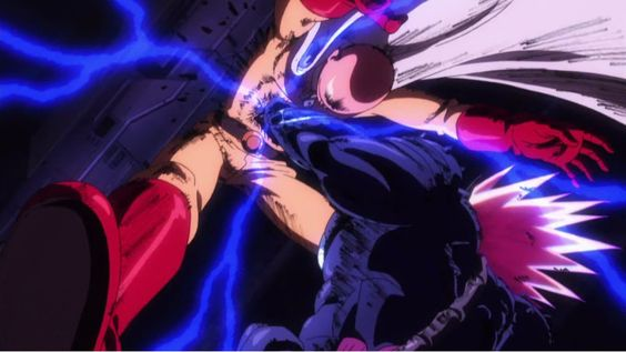 ONE PUNCH MAN TRIBUTE「AMV」THE STRONGEST HERO [Saitama vs Boros ...