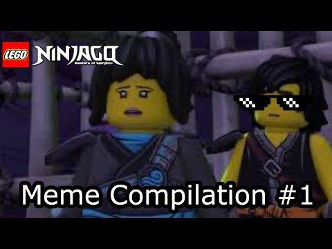 Ninjago Meme Compilation Part 1 Youtube In 2021 Ninjago Memes Ninjago Memes
