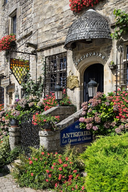 Rochefort-en-Terre, Morbihan, Bretagne sud