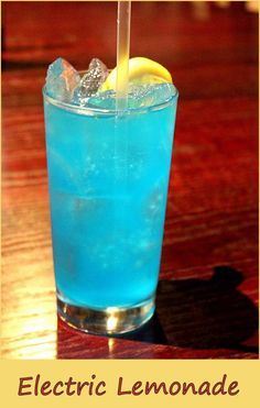 Electric Lemonade A sweet and refreshing summertime cocktail… Ingredients 1 1/2 oz vodka 1/2 oz blue curacao 2 oz lemon juice ice cubes 7up to top 1/2 oz sugar syrup . Preparation Add the ingredients in a Collins glass with ice. Fill with 7up. Serve and enjoy! L'articolo Electric Lemonade sembra essere il primo su Out 4 […] Continue reading... The post Electric Lemonade appeared first on All The Food That's Fit To Eat . http://allthefoodthatsfittoeat.com/electric-lemonade/
