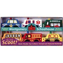 Maple Landmark 71030 Scoot, Box Set 1
