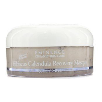 Eminence Hibiscus Calendula Recovery Masque - 60ml/2oz by Eminence. $49.55. 60ml/2oz. A comforting & recovery mask for after-sun care Formulated with Hibiscus Tea, Oil & Flowers for cooling & softening actions Blended with Calendula/Marigold Flowers, Shea Butter & Aloe Vera Juice to deliver superior moisture Contains BioComplex TM comprising antioxidants, vitamins, Coenzyme Q10 & Alpha Lipoic Acid Helps minimize the appearance of wrinkles & correct the appearan...