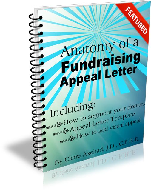 This is a simple, step-by-step guide to crafting a killer appeal - fundraising letter