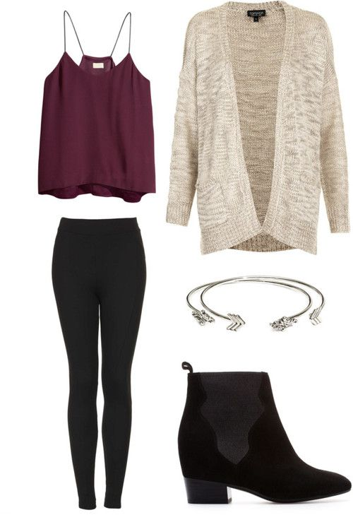 winter outfits with leggings 2014 | Tumblr Winter Outfits With ...