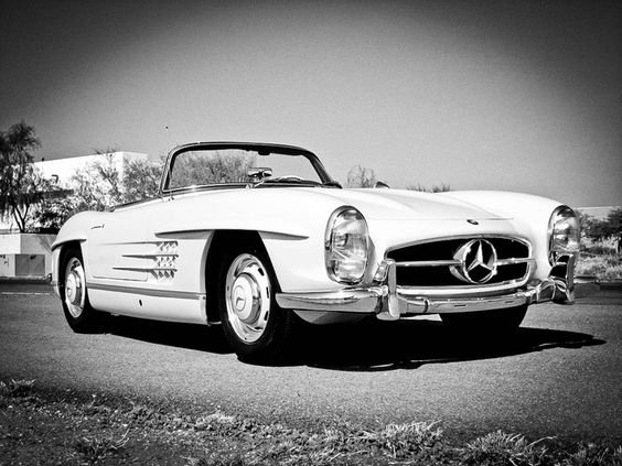 Mercedes SL 300 1956