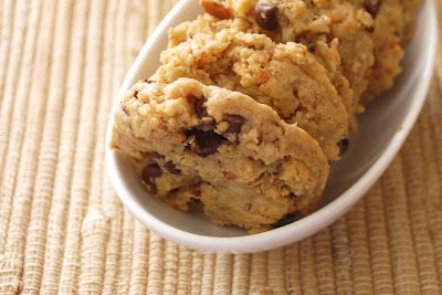 Toasted Coconut Oatmeal Cookie