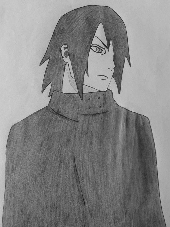 #Sasuke Adulto!!!