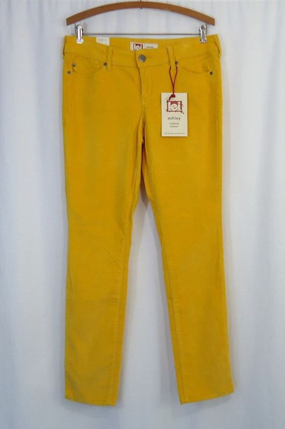 Pants, Skinny and Corduroy pants on Pinterest