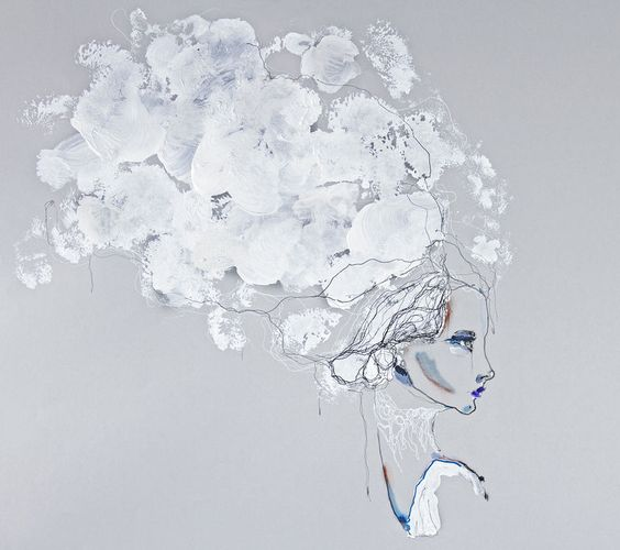 Fashion illustration // Eleanor Shenton