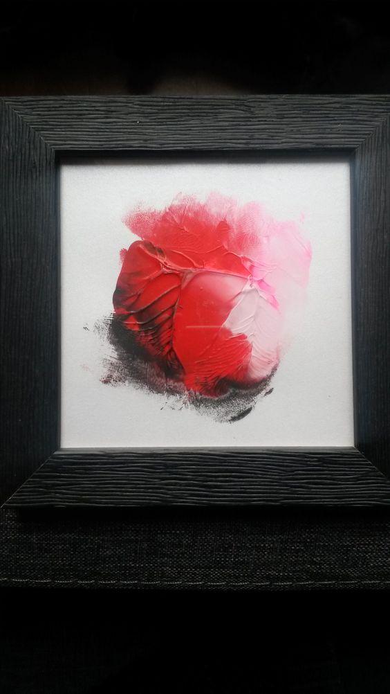 Painting : Alexandra Arizanovic  12x12cm