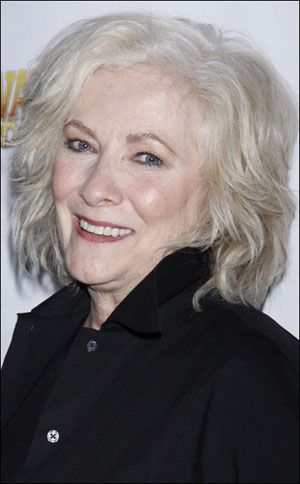 Betty Buckley, 65 today.