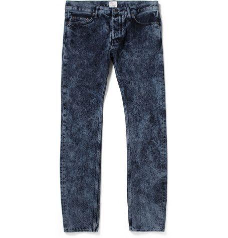 Jean.Machine J.M-1 Bleach-Wash Slim-Fit Jeans | MR PORTER