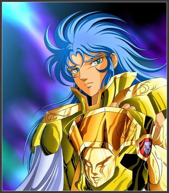 Saint Seiya - Gold Saint Gemini Saga